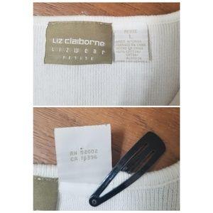 Liz Claiborne Tops - Liz Claiborne LP top